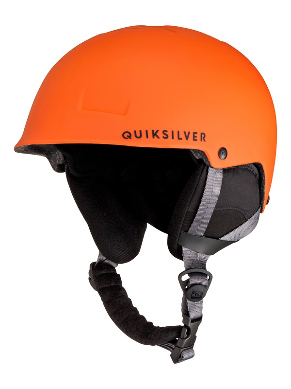 0 Empire - Snowboard Helmet Orange EQBTL03003 Quiksilver
