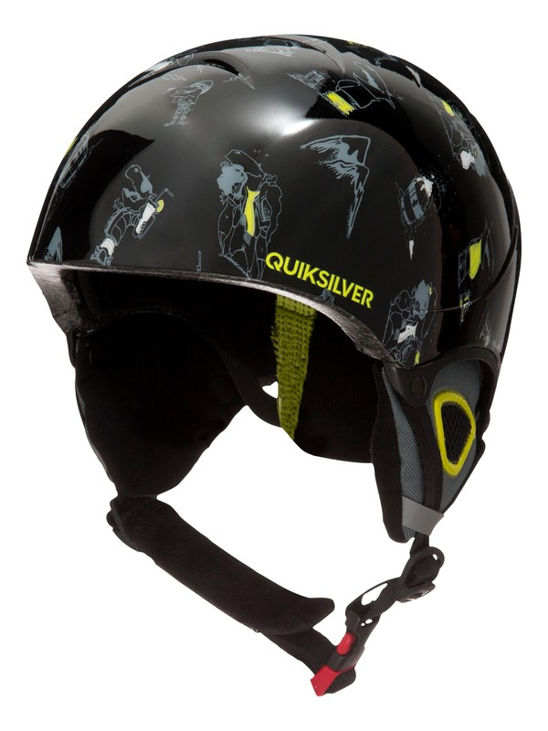 0 The Game - Snowboard/Ski Helmet Black EQBTL03005 Quiksilver