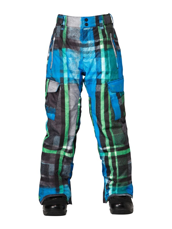 0 Porter 10K Youth Pants  EQBTP00000 Quiksilver