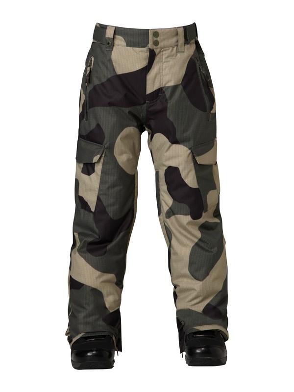 0 Porter 10K Youth Pants  EQBTP00006 Quiksilver