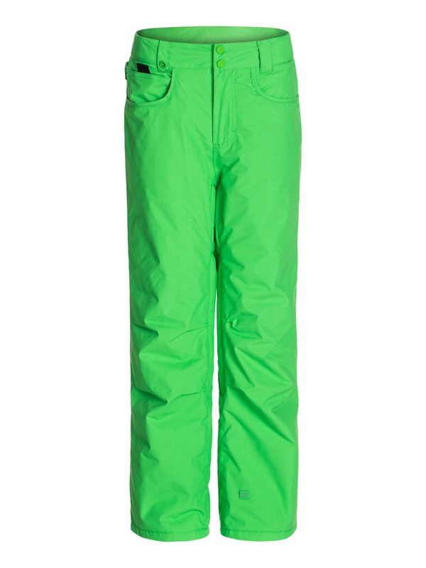0 State 10K Youth Pants Green EQBTP00012 Quiksilver