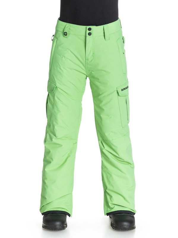 0 Mission - Pantalon de snow  EQBTP03002 Quiksilver