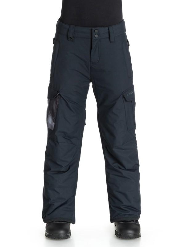 0 TR Mission - Pantalon de snow  EQBTP03003 Quiksilver