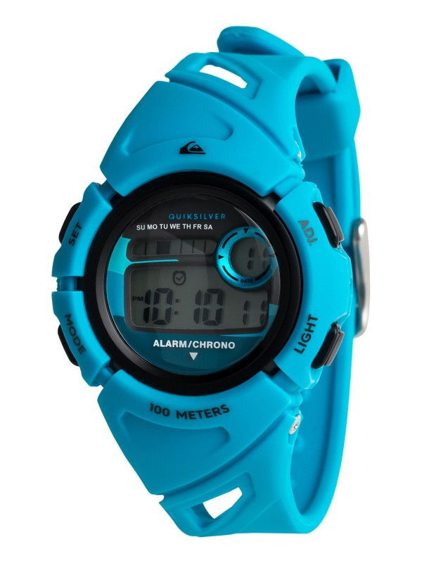 0 Windy - Montre digitale Bleu EQBWD03002 Quiksilver