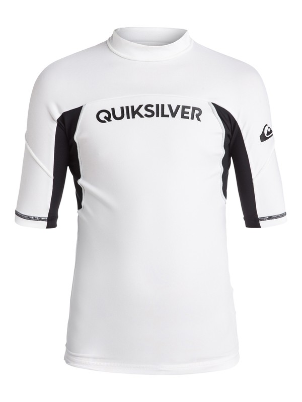 0 Performer - Surf tee Blanc EQBWR03002 Quiksilver