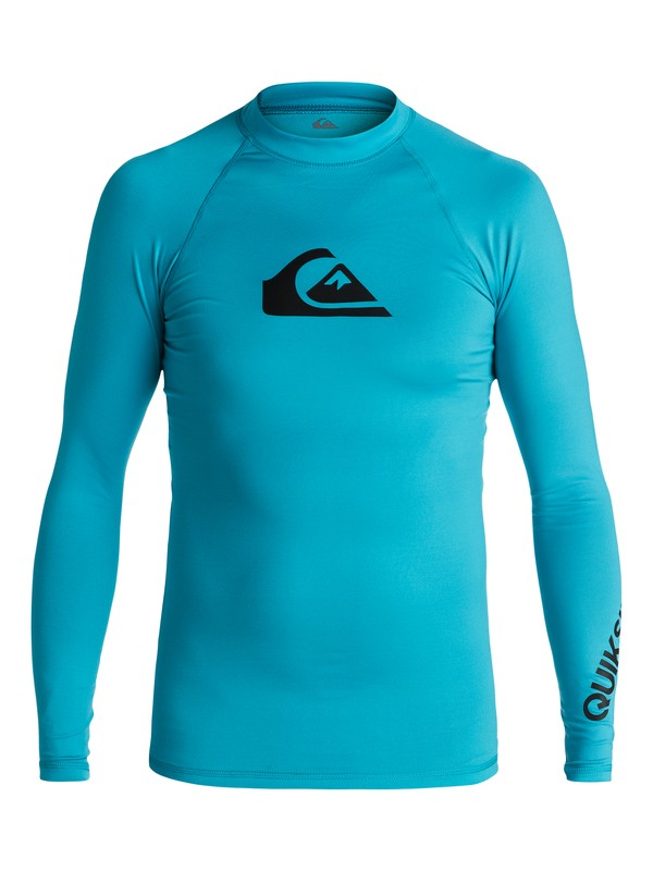 0 All Time - Surf tee Bleu EQBWR03007 Quiksilver