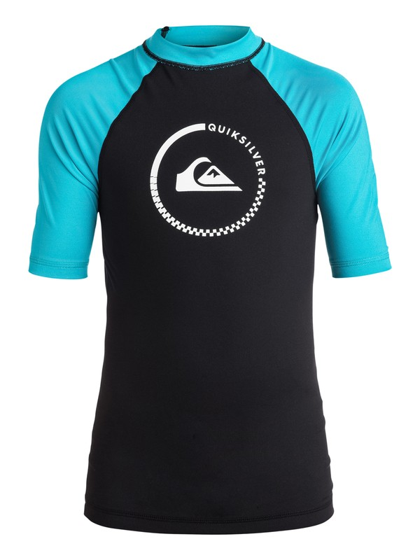 0 Lock Up - Surf tee  EQBWR03010 Quiksilver
