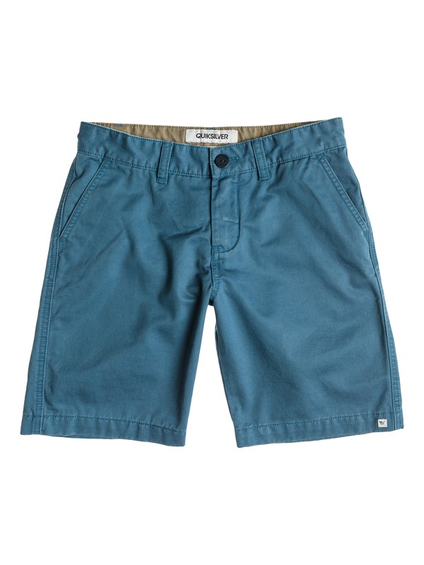0 Everyday Chino Short  EQBWS03006 Quiksilver