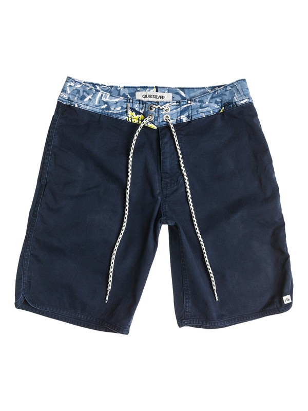 0 Street Trunk Print Aw Youth  EQBWS03028 Quiksilver
