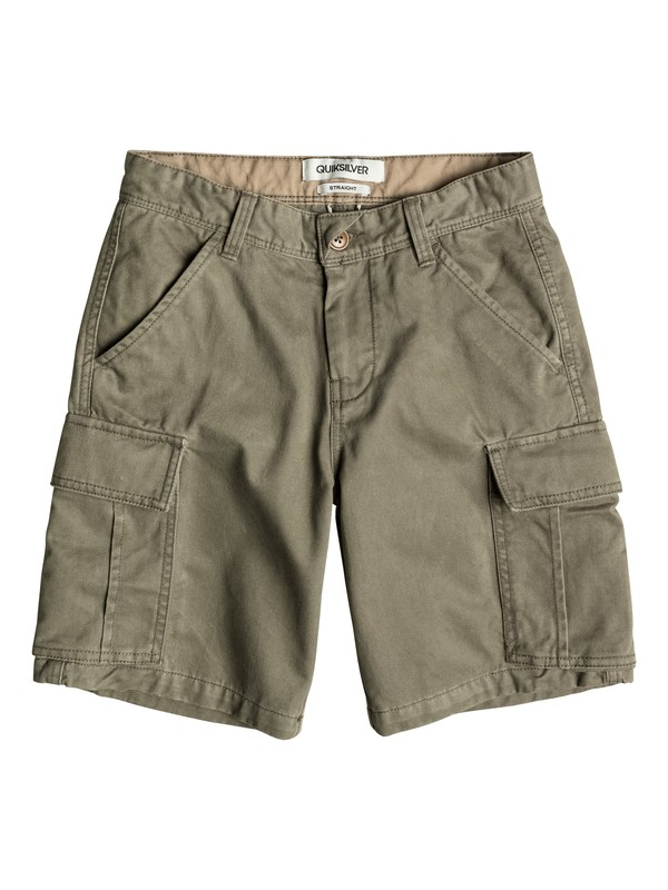 0 Everyday Cargo - Short Vert EQBWS03074 Quiksilver