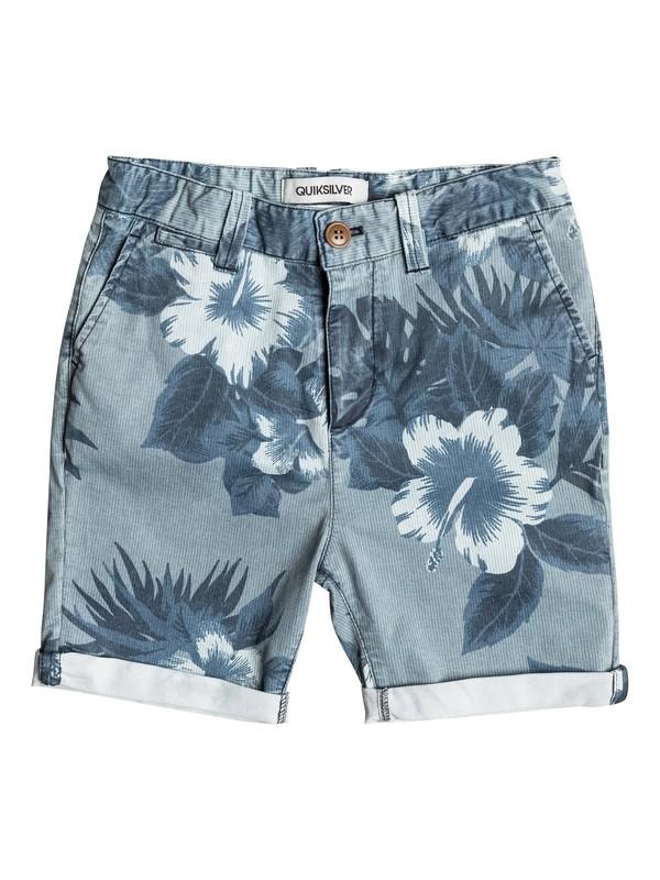 0 Krandy Havana - Short Bleu EQBWS03086 Quiksilver