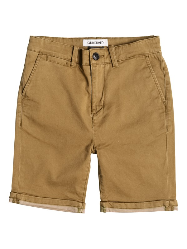0 Krandy Chino - Short  EQBWS03088 Quiksilver