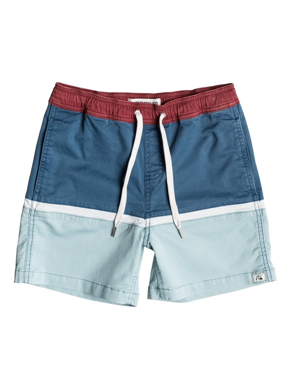 0 Sunset - Short Bleu EQBWS03089 Quiksilver