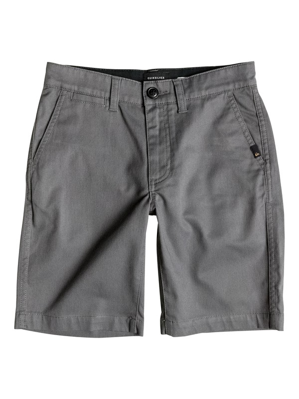0 Boy's 8-16 Everyday Union Stretch Chino Shorts  EQBWS03125 Quiksilver