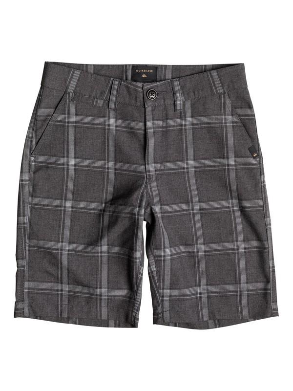 0 Boy's 8-16 Regeneration Shorts  EQBWS03136 Quiksilver
