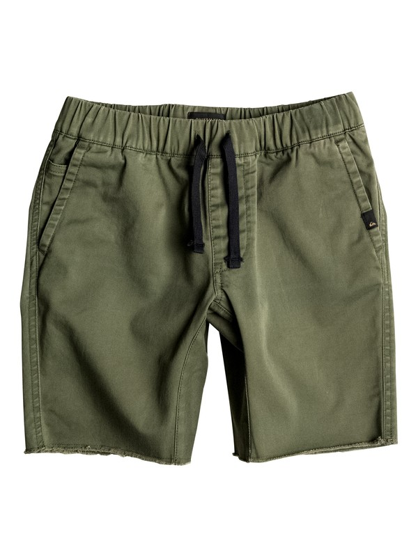 0 Boy's 8-16 Fun Days Shorts  EQBWS03163 Quiksilver
