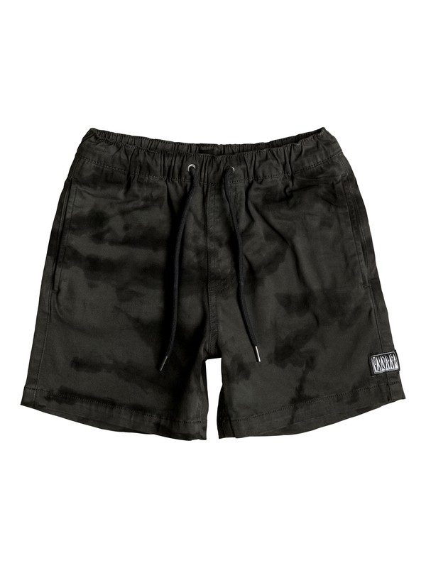 0 Battered Tie Dye - Short  EQBWS03173 Quiksilver