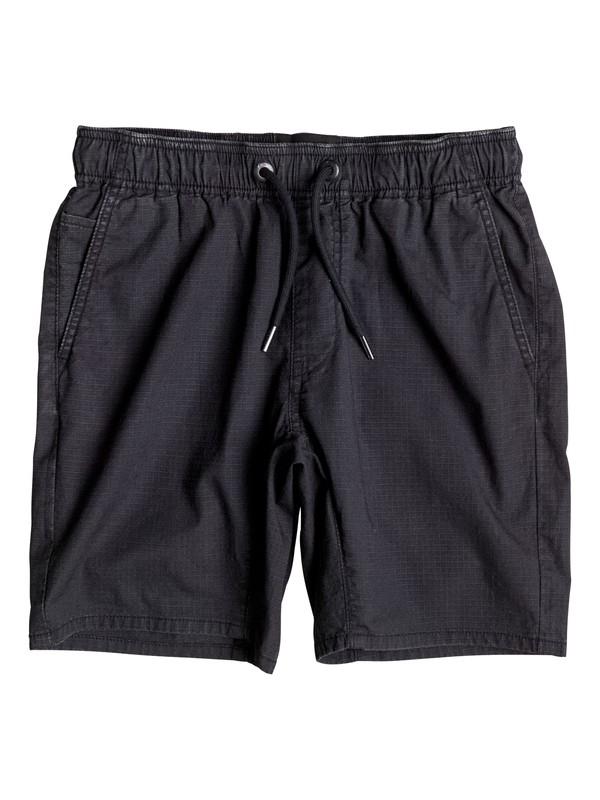 0 Boy's 8-16 Rolling Tribe Shorts  EQBWS03193 Quiksilver