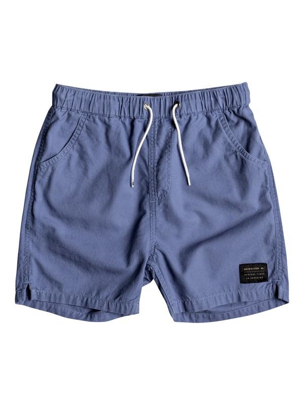 0 Wapu Street - Short Bleu EQBWS03231 Quiksilver