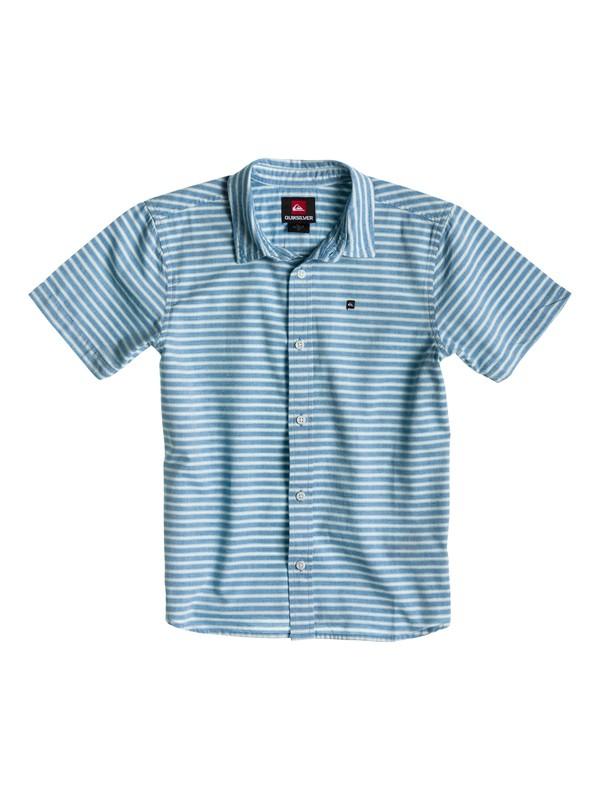 0 Boys 8-16 Swamis Short Sleeve Shirt  EQBWT00014 Quiksilver