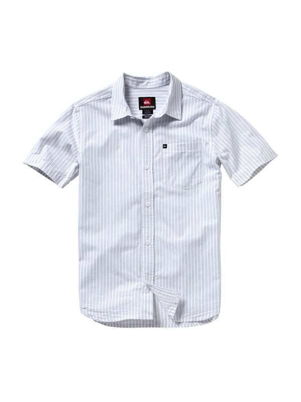 0 Boys 8-16 Ventures Short Sleeve Shirt  EQBWT00017 Quiksilver