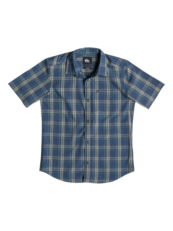 0 Everyday Check SS Youth  EQBWT03026 Quiksilver