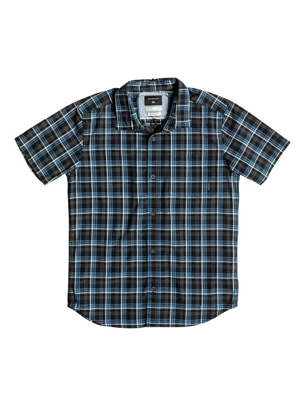0 EVERYDAY CHECK SS YOUTH  EQBWT03119 Quiksilver