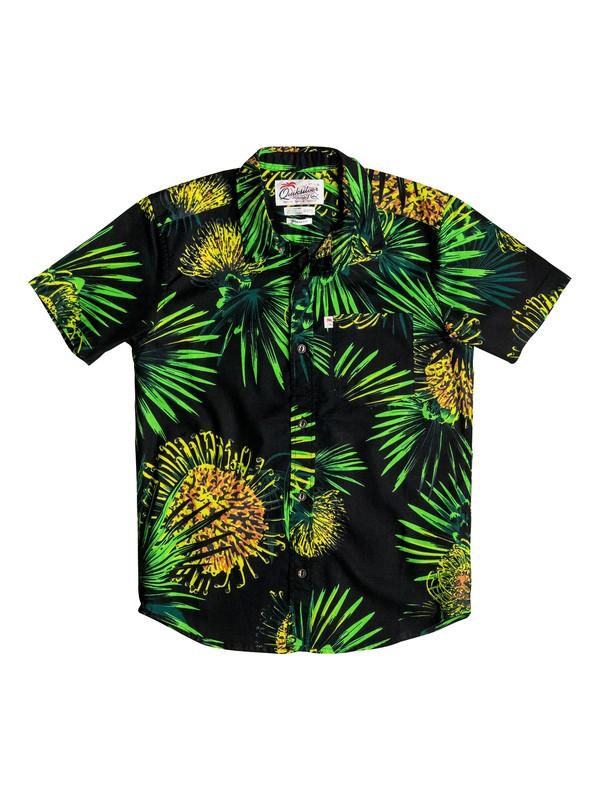 0 PROTEA SHIRT SS YOUTH  EQBWT03121 Quiksilver