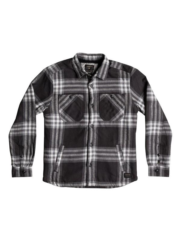 0 Boy's 8-16 The Game Play Long Sleeve Shirt  EQBWT03127 Quiksilver