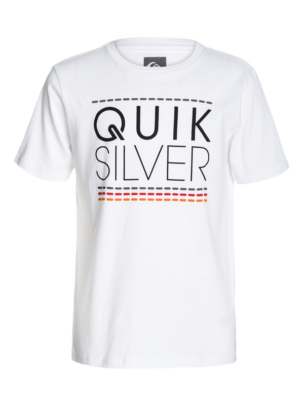 0 Ss Bright T Youth C13  EQBZT03004 Quiksilver