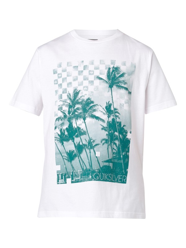 0 Ss Bright T Youth C15  EQBZT03006 Quiksilver