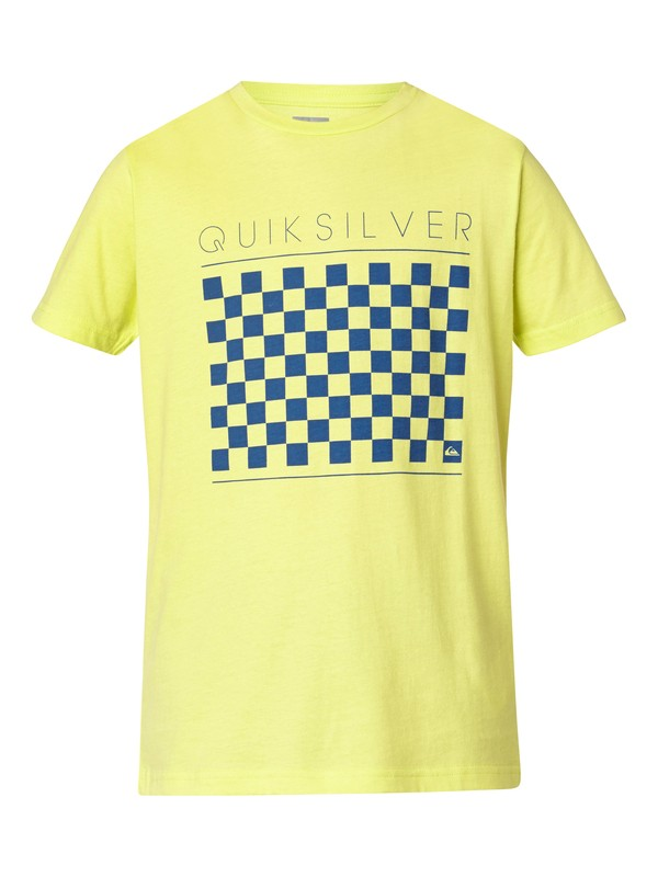 0 Ss Qs Tee Youth F11  EQBZT03012 Quiksilver