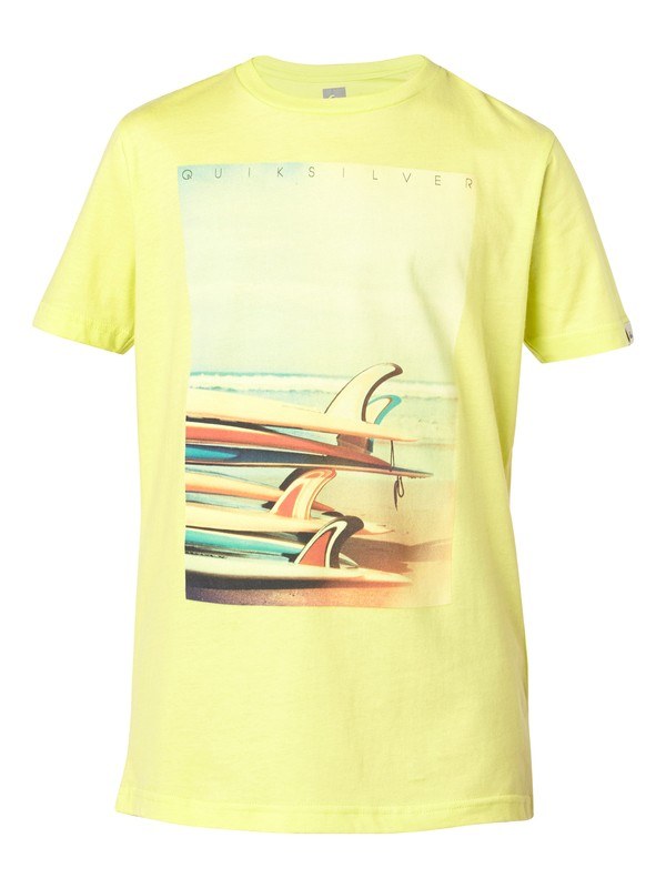 0 Ss Qs Tee Youth F14  EQBZT03015 Quiksilver