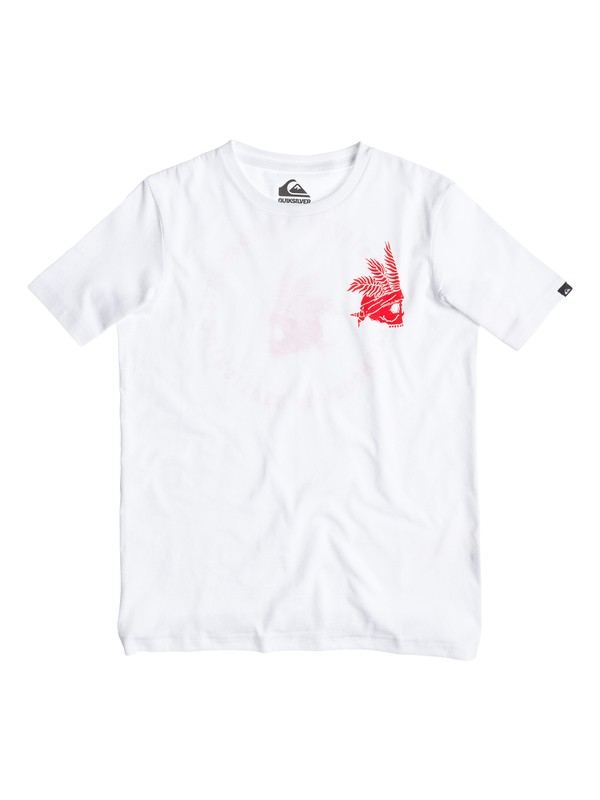 0 Classic Tee Youth A22  EQBZT03055 Quiksilver