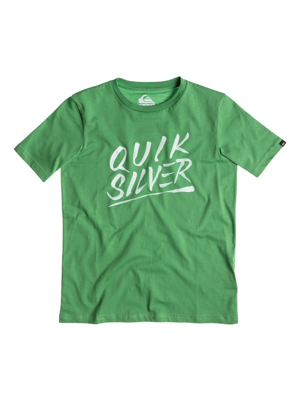 0 Classic Tee Youth A23  EQBZT03056 Quiksilver