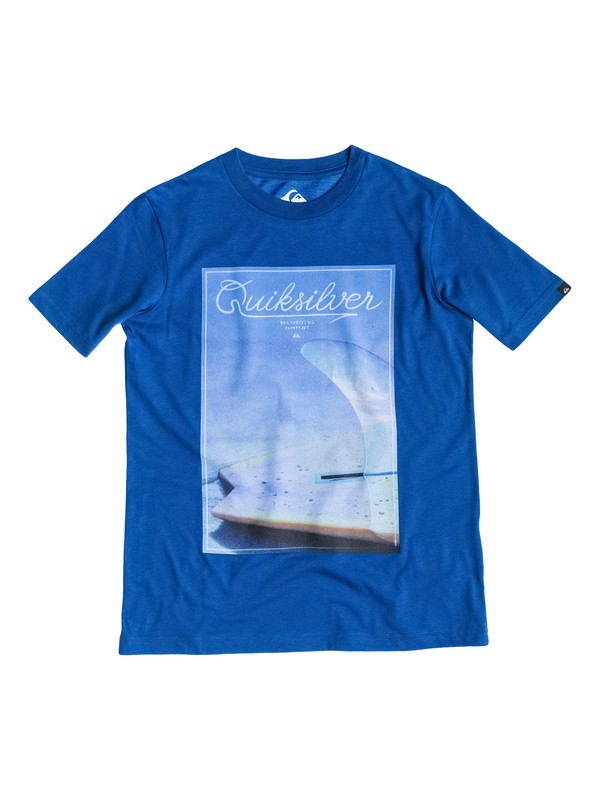 0 Classic Tee Youth A26  EQBZT03059 Quiksilver