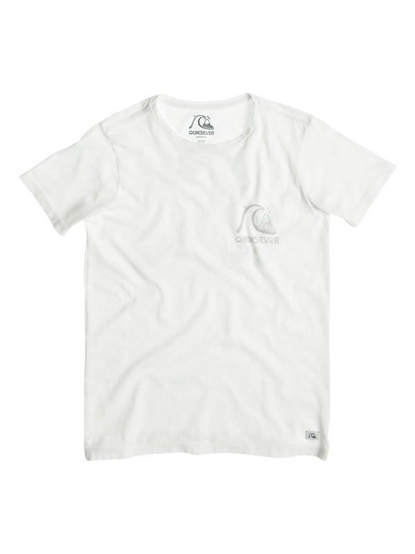 0 Garment Dye Tee Y E10  EQBZT03071 Quiksilver
