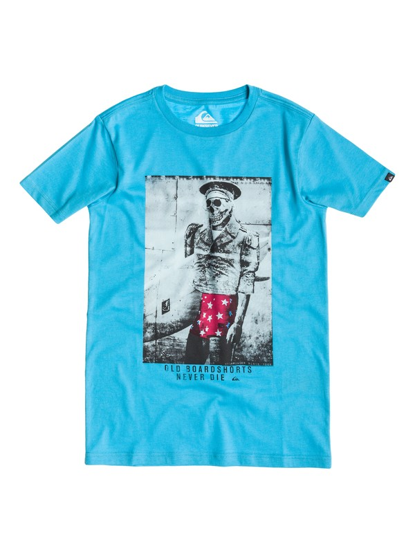 0 Classic Tee Y Old Boardies  EQBZT03116 Quiksilver