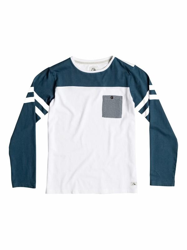 0 Sinnerman - T-shirt manches longues  EQBZT03131 Quiksilver
