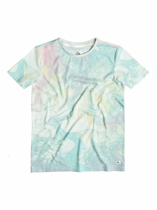 0 Over Head - T-shirt  EQBZT03135 Quiksilver