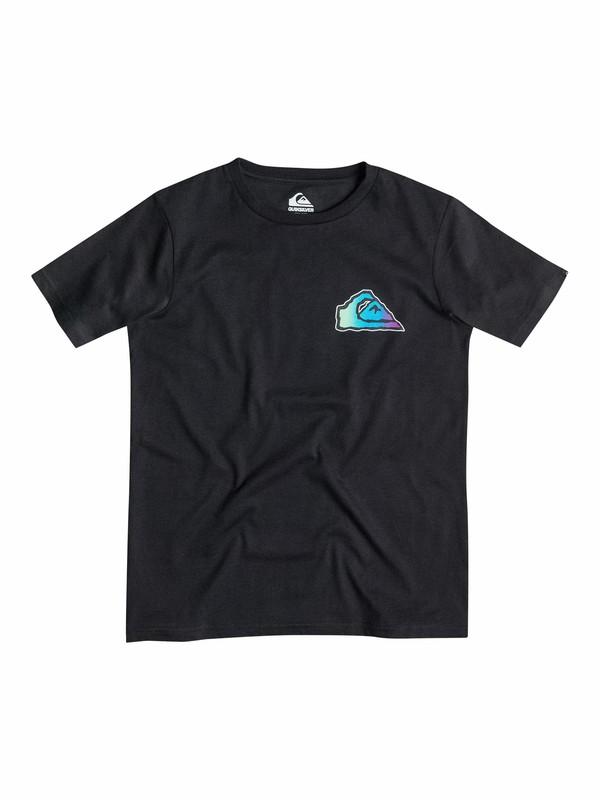 0 Classic Ghetto Livin - T-shirt  EQBZT03141 Quiksilver