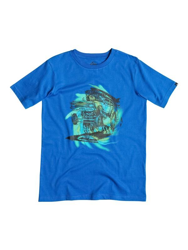 0 Classic Rat Wagon - T-shirt  EQBZT03145 Quiksilver