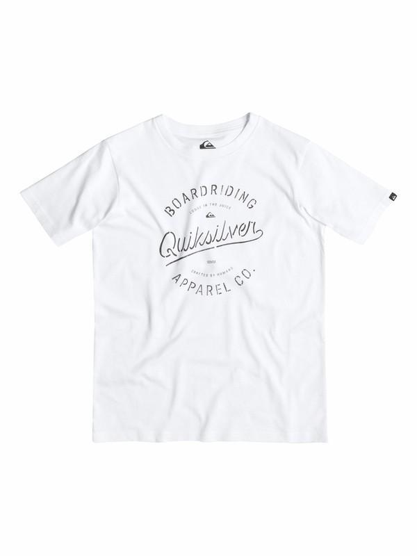 0 Classic Rhino Chaser - T-shirt  EQBZT03146 Quiksilver