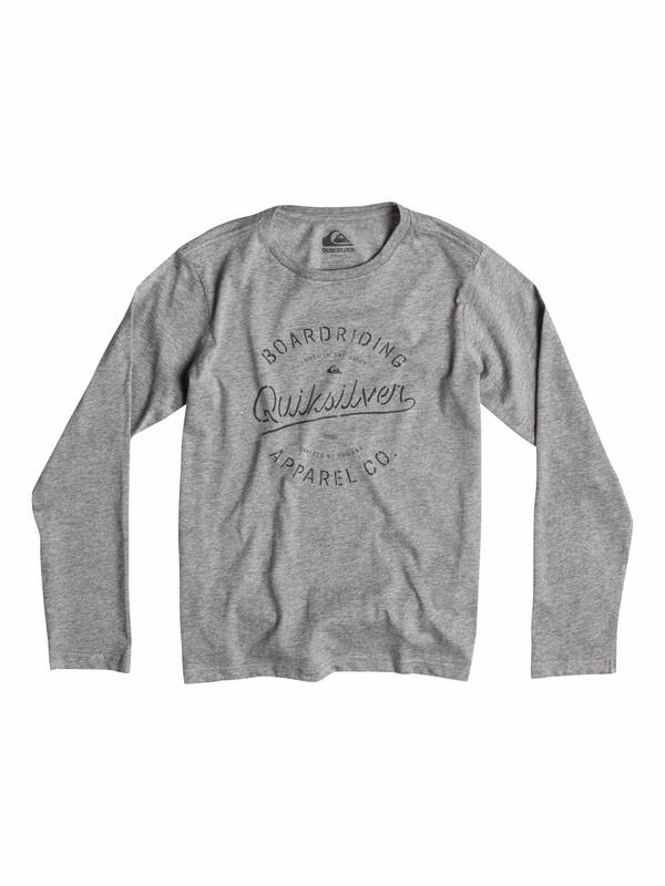0 Classic Rhino Chaser - T-shirt manches longues  EQBZT03153 Quiksilver
