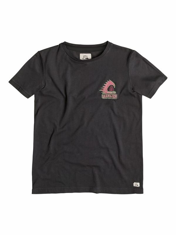 0 Razorback - T-shirt  EQBZT03172 Quiksilver