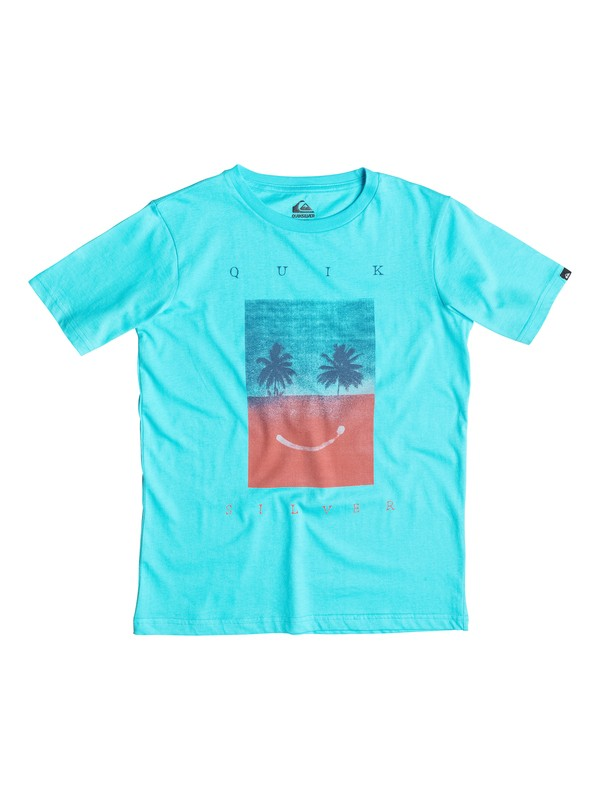 0 Classic Sad Is Better - T-shirt  EQBZT03234 Quiksilver