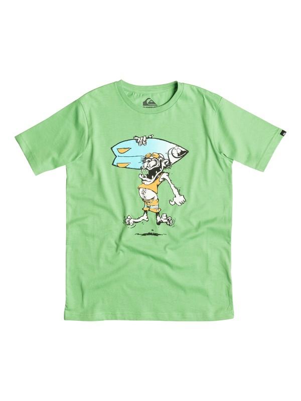 0 Classic Copawoumba - T-shirt  EQBZT03239 Quiksilver