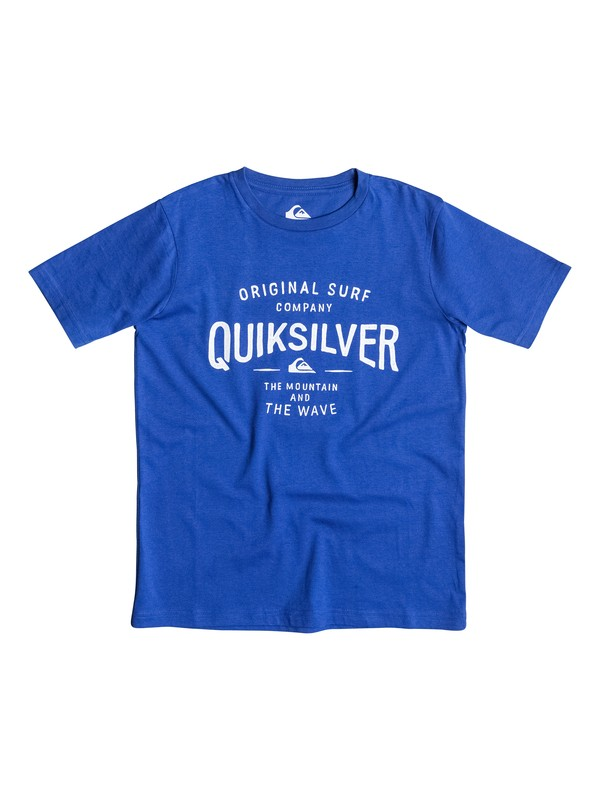 0 Classic Claim It - T-shirt  EQBZT03242 Quiksilver