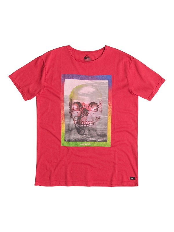 0 Classic Skull Acid - T-shirt  EQBZT03253 Quiksilver