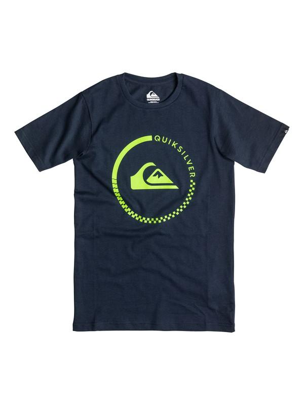 0 Classic Active - T-shirt  EQBZT03270 Quiksilver